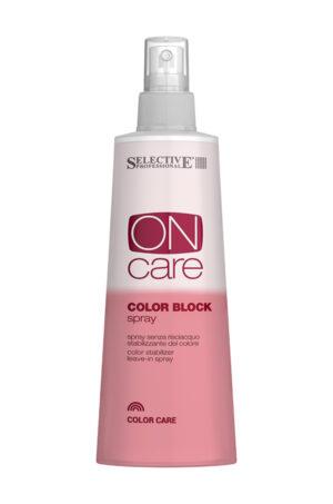Несмываемый спрей для стабилизации цвета волос