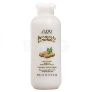 Бальзам для всех типов волос «Молочко миндального ореха»