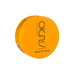 Моделирующие сливки для укладки волос нормальной фиксации «Design Cream», 100 мл, Kapous