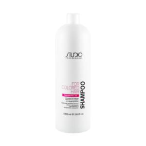 Шампунь для окрашенных волос с рисовыми протеинами и экстрактом женьшеня, 1000 мл